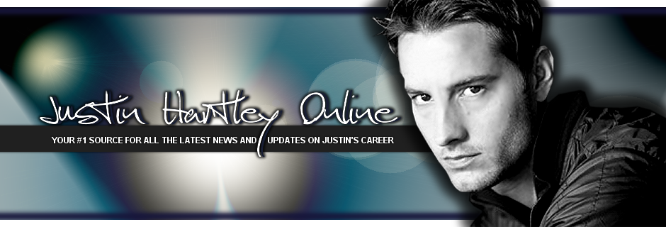 justin hartley online